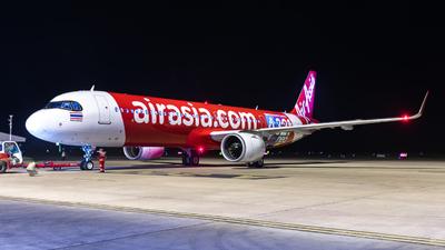HS-EAA - Airbus A321-251NX - Thai AirAsia