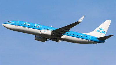 A picture of PHBCE - Boeing 7378K2 - KLM - © Joost Alexander