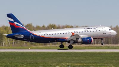 VQ-BIT - Airbus A320-214 - Aeroflot