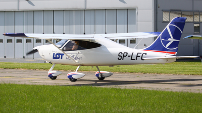 SP-LFC - Tecnam P2008JC - LOT Flight Academy