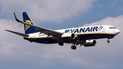 A picture of SPRSA - Boeing 7378AS - Ryanair - © Fryderyk Kastelnik/ Fred Aviation