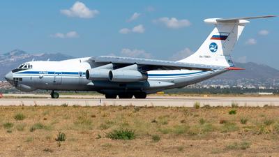 A picture of RA78831 - Ilyushin Il76MD -  - © Chris Tsiakos