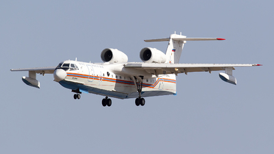 RF-31390 - Beriev Be-200ChS - Russia - Ministry for Emergency Situations (MChS)