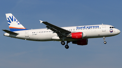 LY-NVT - Airbus A320-214 - SunExpress