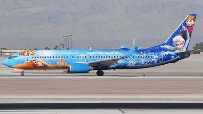C-GWSV - Boeing 737-8CT - WestJet Airlines