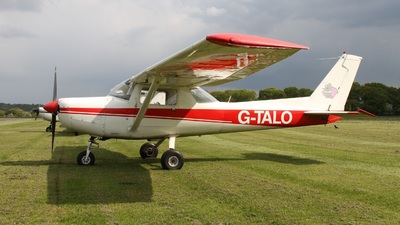 G-TALO - Reims-Cessna F152 - Tatenhill Aviation Limited