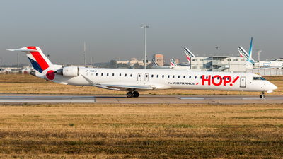 F-HMLH - Bombardier CRJ-1000 - HOP! for Air France