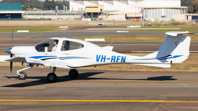 VH-RFN - Diamond DA-40 Diamond Star - Private