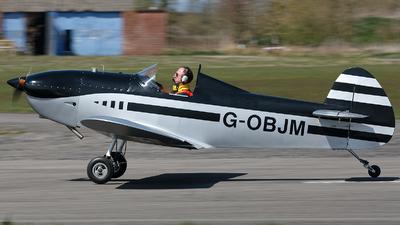 G-OBJM - Taylor JT1 Monoplane - Private