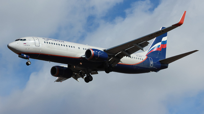 A picture of VPBZA - Boeing 7378LJ - Aeroflot - © Belikov Ilya