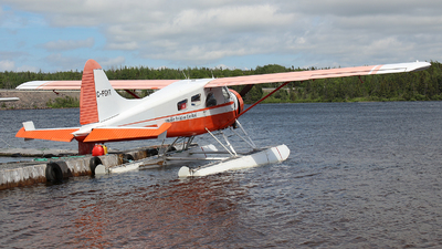 C-FGYT - De Havilland Canada DHC-2 Mk.I Beaver - Clarenville Aviation Limited