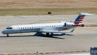N522AE - Bombardier CRJ-701ER - American Eagle (PSA Airlines)