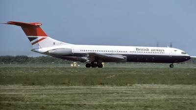 G-ASGL - Vickers Super VC-10 - British Airways