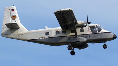 68 - GAF N22B Nomad - Philippines - Air Force