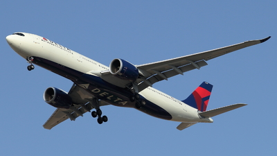 A picture of N409DX - Airbus A330941 - Delta Air Lines - © ikeharel
