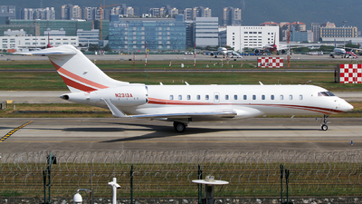 N2313A - Bombardier BD-700-1A10 Global 6000 - Private
