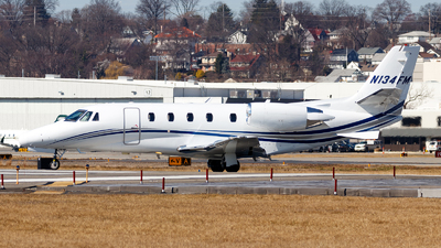 N134FM - Cessna 560XL Citation XLS - Private