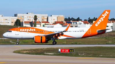 G-UZHI - Airbus A320-251N - easyJet