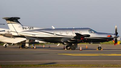 PH-SFF - Pilatus PC-12/47E - Silver Flight