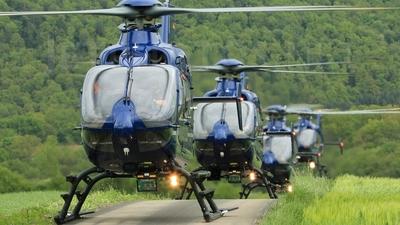 D-HVBW - Eurocopter EC 135T2+ - Germany - Bundespolizei
