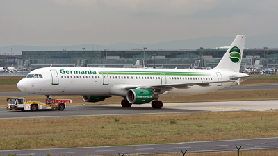 D-ASTW - Airbus A321-211 - Germania