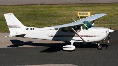 VH-BOF - Cessna 172P Skyhawk II - Aero Club - Western Australia