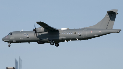 CSX62280 - ATR 72-212A(600MP) - Italy - Air Force