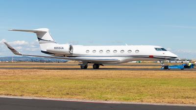N555GA - Gulfstream G650ER - Private