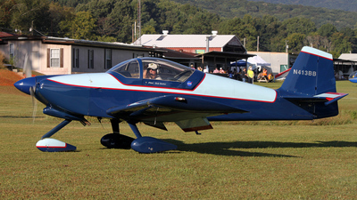 A picture of N413BB - Van's RV6A - [23432] - © Kevin Porter