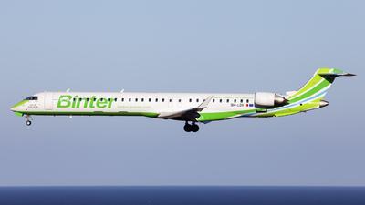 9H-LOV - Bombardier CRJ-1000 - Binter Canarias (MedAvia)