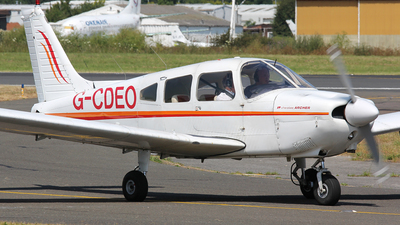 G-CDEO - Piper PA-28-180 Cherokee Archer - Private