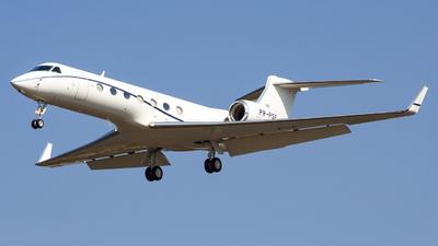 PR-PSE - Gulfstream G550 - Icon Aviation