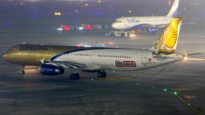 A9C-CA - Airbus A321-231 - Gulf Air