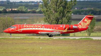 VQ-BFB - Bombardier CRJ-200ER - Rusline