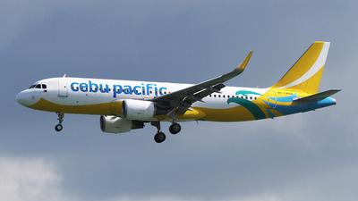 RP-C4106 - Airbus A320-214 - Cebu Pacific Air