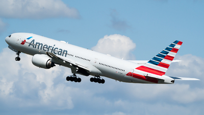 N773AN - Boeing 777-223(ER) - American Airlines