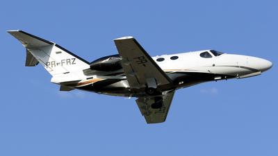 A picture of PRFRZ - Cessna 510 Citation Mustang - [5100422] - © Allan Martins Antunes
