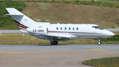 CS-DRX - Raytheon Hawker 800XP - NetJets Europe