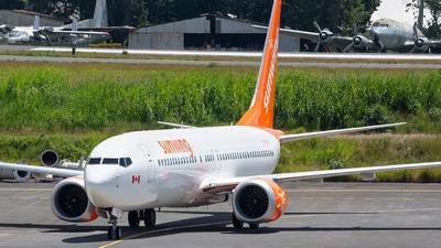 C-FMXA - Boeing 737-8 MAX - Sunwing Airlines