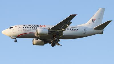 LZ-TER - Boeing 737-5Y0 - Voyage Air