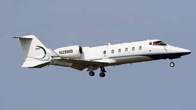 N29MB - Bombardier Learjet 60 - Private