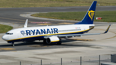 A picture of 9HQAY - Boeing 7378AS - Ryanair - © Marco Macca