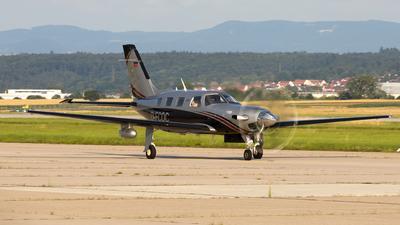 D-FCOC - Piper PA-46-500TP Malibu Meridian - Private