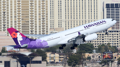 N399HA - Airbus A330-243 - Hawaiian Airlines