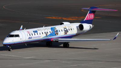A picture of JA14RJ - Mitsubishi CRJ702ER - Ibex Airlines - © Shotaro Shimizu