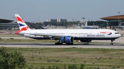 G-STBG - Boeing 777-336ER - British Airways