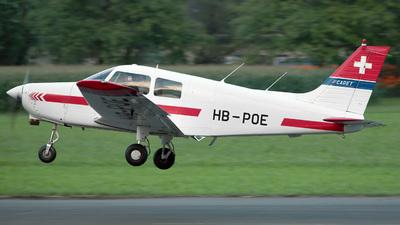 A picture of HBPOE - Piper PA28161 - [2841296] - © Mirko Bleuer