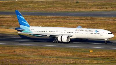 PK-GID - Boeing 777-3U3ER - Garuda Indonesia