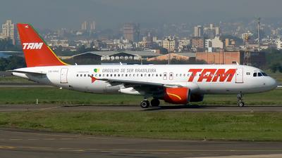 PR-MHC - Airbus A320-214 - TAM Linhas Aéreas