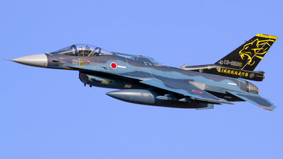 13-8508 - Mitsubishi F-2A - Japan - Air Self Defence Force (JASDF)